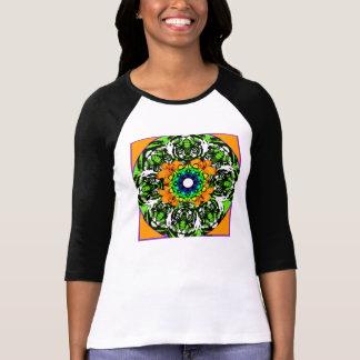 Tiger Lily Mandala Tshirt