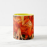 'Tiger Lily' Two-Tone Mug