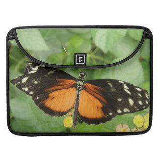 Tiger Longwing Butterfly MacBook Sleeve