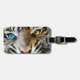 Tiger Luggage Tag