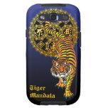 Tiger Mandala2 Galaxy S3 ケース