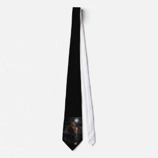 Tiger Moon Tie