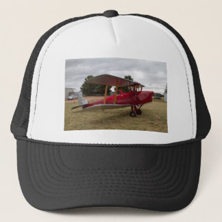 Tiger Moth 80Th Anniversary Fly-in Trucker Hat