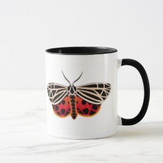 Tiger Moth Mug