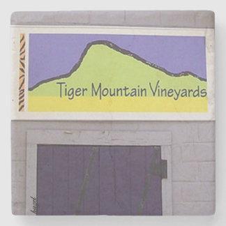 Tiger Mountain Vineyard Georgia Coaster