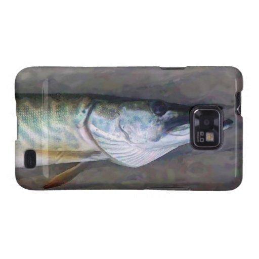 Tiger Muskie Case Samsung Galaxy S Cases