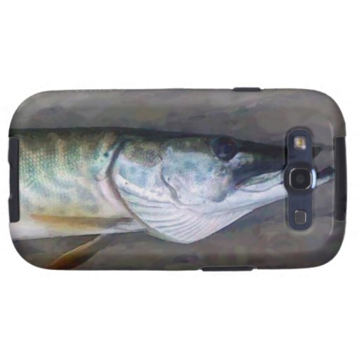 Tiger Muskie Case Galaxy S3 Covers