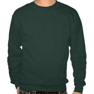Tiger musky pullover sweatshirt