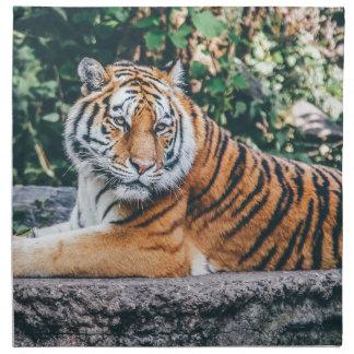 Tiger Napkin