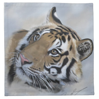 Tiger Napkins