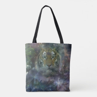 Tiger - Not Just Another Kitty Cat Tote Bag