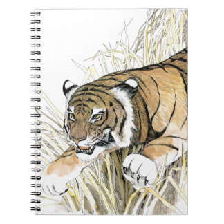 Tiger Notebooks