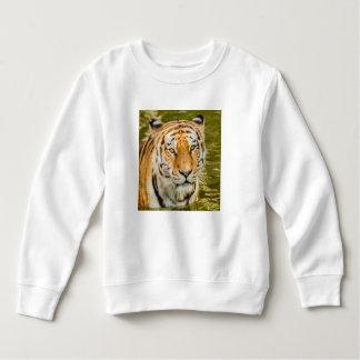 tiger on Toddler Fleece Sweatshirt