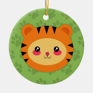 TIGER - ornament