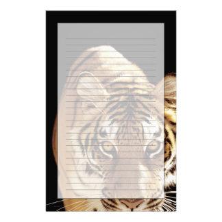 Tiger (Panthera tigris) Stationery