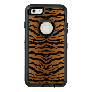 Tiger Pattern OtterBox iPhone 6/6s Plus Case