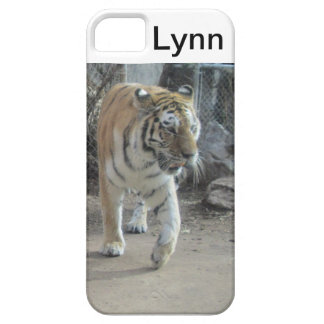 Tiger Personalized iPhone5 Case