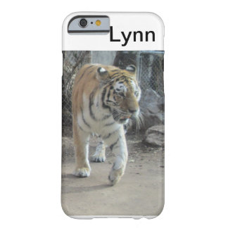 Tiger Personalized iPhone 6 case Barely There iPhone 6 Case