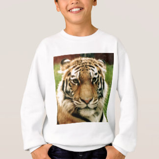 Tiger Picture Close Up Sweatshirt