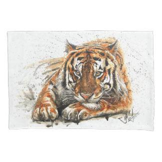 Tiger Pillowcase