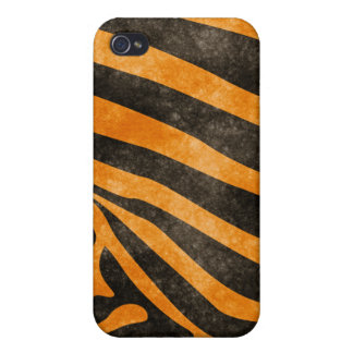 Tiger Print iPhone 4/4S Case