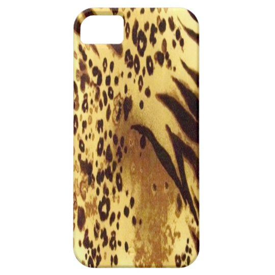 Tiger Print iPhone 5 Covers