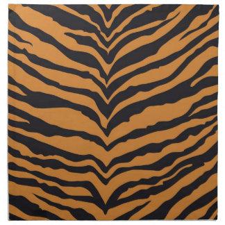 Tiger Print Napkin