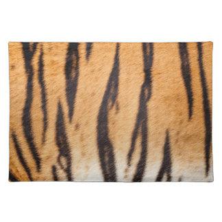 Tiger Print Place Mats