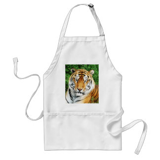 Tiger Relaxing Standard Apron