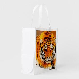 Tiger Reusable Bag