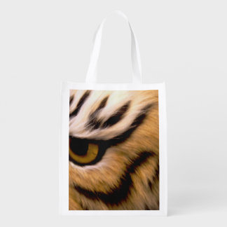 Tiger Reusable Grocery Bag