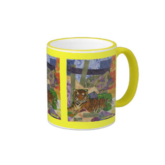 Tiger Ringer Mug