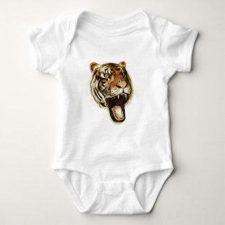 Tiger Roar Baby Bodysuit