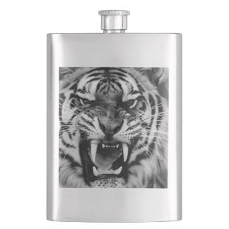 Tiger Roar Flask