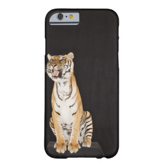 Tiger roaring barely there iPhone 6 case