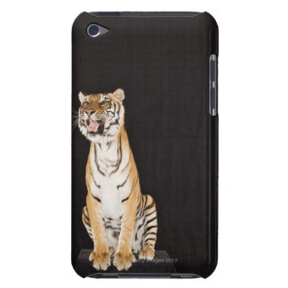 Tiger roaring Case-Mate iPod touch case