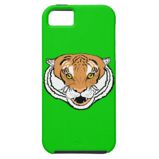 Tiger Roaring iPhone5 Cover Cover For iPhone 5/5S