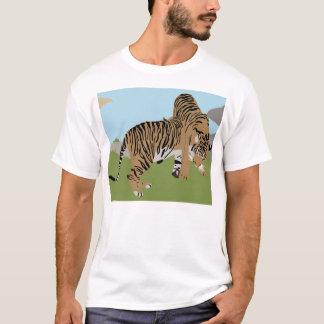 tiger rub Apparel T-Shirt