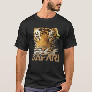 Tiger - Safari T-Shirt