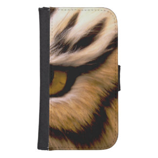 Tiger Samsung S4 Wallet Case