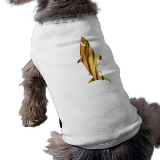 Tiger Shark Dog T-shirt
