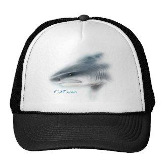 Tiger Shark Head Cap