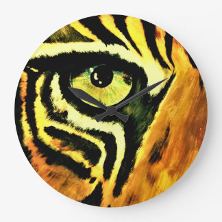 TIGER SIGHT wall clock