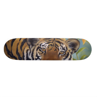 Tiger Skateboard Skate Decks