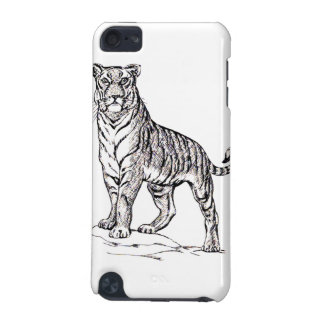 TIGER SKETCH iPod TOUCH 5G CASES