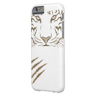 Tiger Sketch iPhone Case