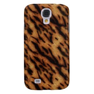 Tiger Skin Galaxy S4 Cases