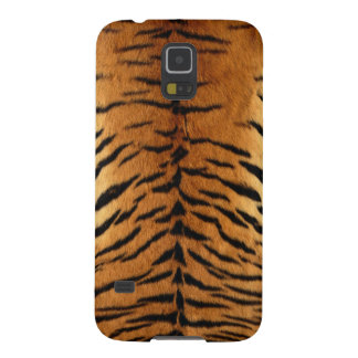 Tiger Skin Cases For Galaxy S5