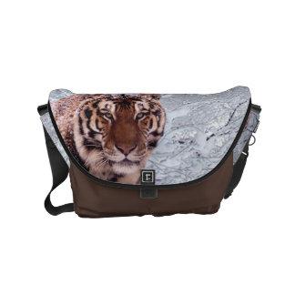 Tiger Small Messenger Bag