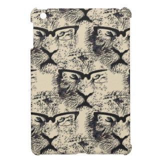 Tiger Specs Pattern iPad Mini Case